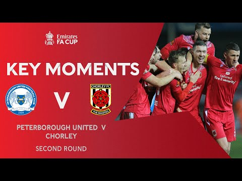 Peterborough Chorley Goals And Highlights