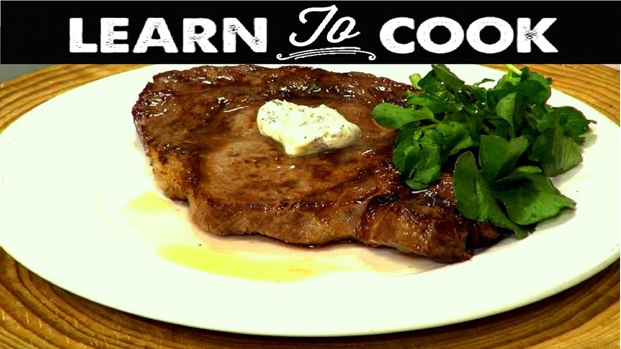 How to broil a ribeye steak in an electric oven