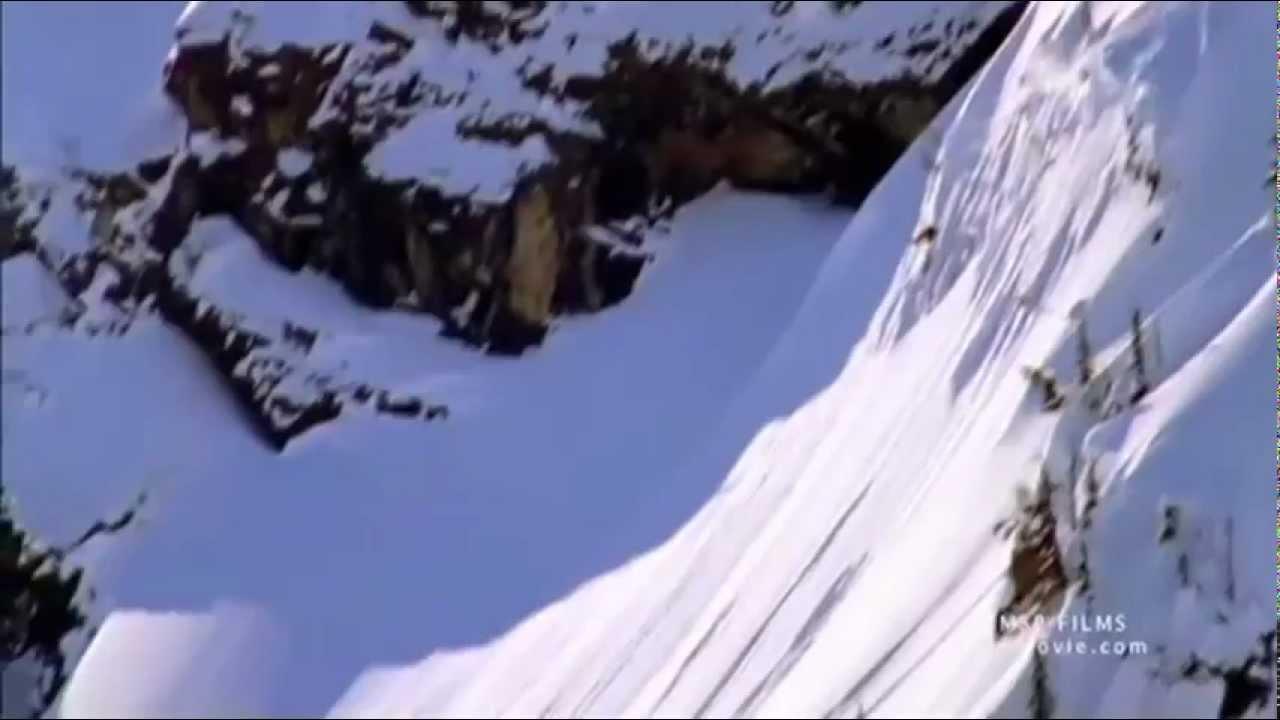 Extreme Black Diamond Skiing