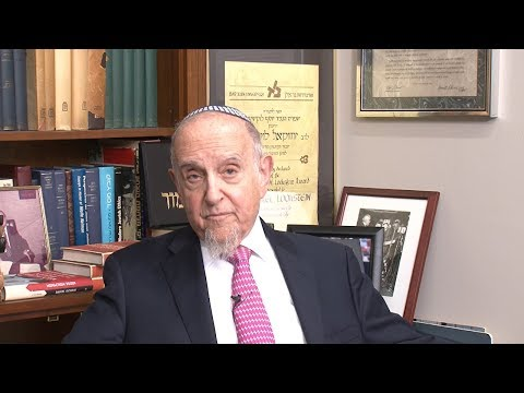 Conversation with Rabbi Haskel Lookstein - Profiles of Faith - Aug 8, 2017