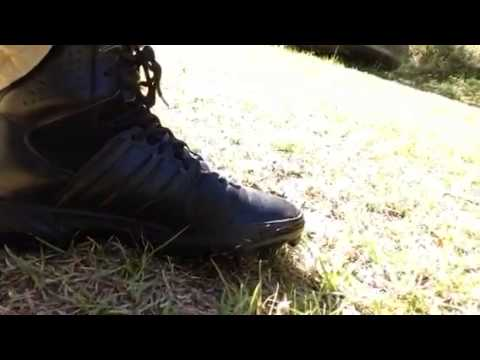 Adidas GSG 9 boot review