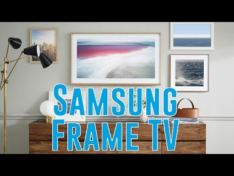 Samsung TV: The Frame