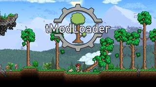Terraria tModLoader Official Steam Trailer