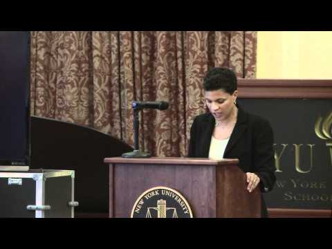 Michelle Alexander: New Frontiers in Race and Criminal Justice - Keynote Address
