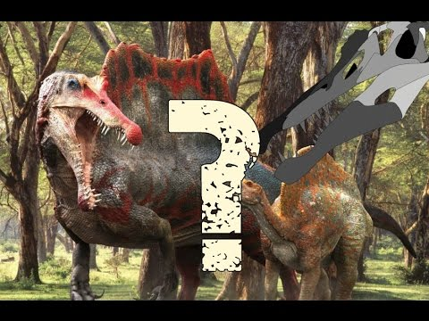Paleontology News: The Final Form of Spinosaurus