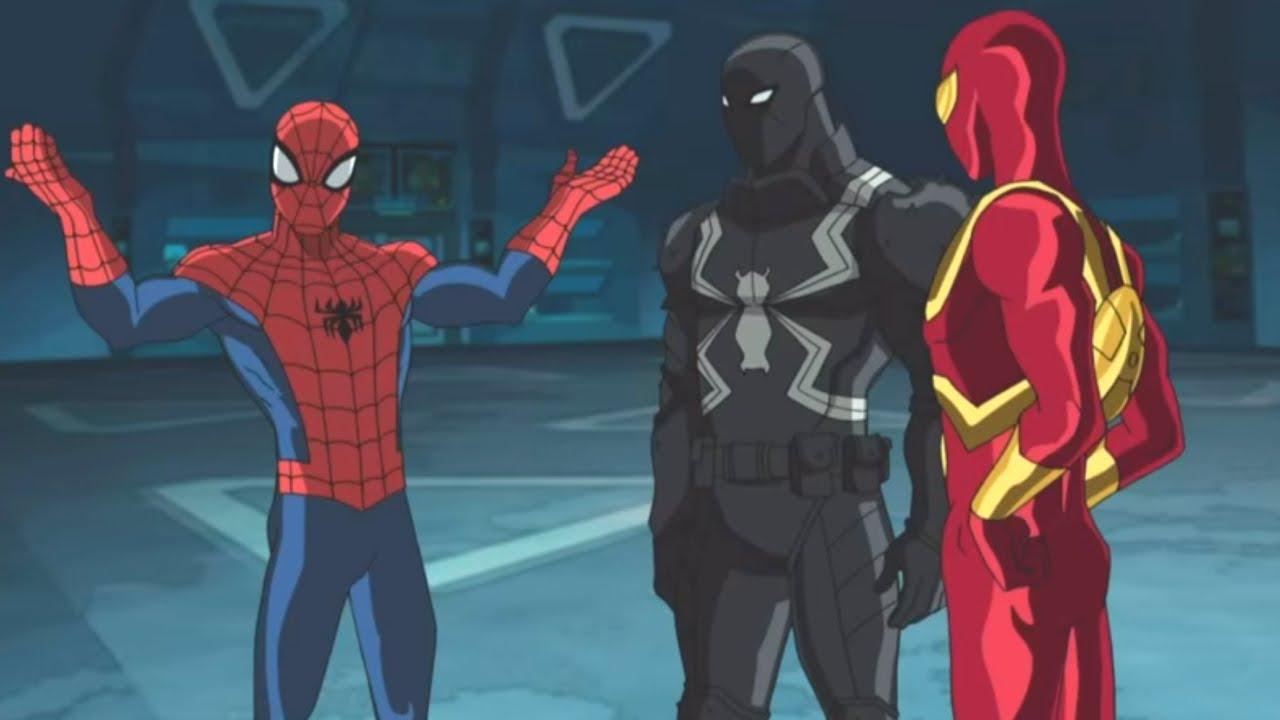 Великий Человек-паук - Академия Щ.И.Т.а - Сезон 3 Серия 16   Marvel