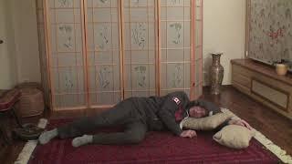Болезнь Паркинсона специальная гимнастика лёжа 1