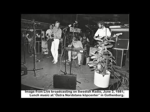 The Spotnicks -  Live In Sweden  Gothenburg (Radio) 1981-06-02