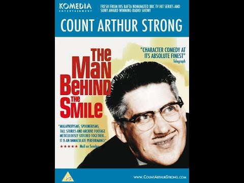 Count Arthur Strong: The Man Behind the Smile DVD Trailer