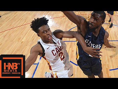 Cleveland Cavaliers vs Indiana Pacers Full Game Highlights / July 9 / 2018 NBA Summer League