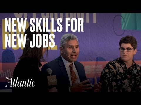 New Skills for New Jobs: Training the Future Workforce