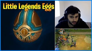 Lucky Opening Little Legends Eggs | When Yassuo plays Teamfight Tactics | LoL Daily Moments Ep 510 Video