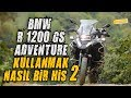 Bmw R 1200 GS Adventure ?nceleme