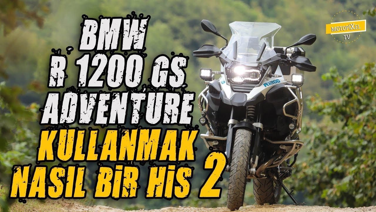 Bmw R 1200 GS Adventure İnceleme
