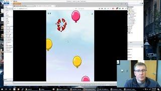Week 22 - Balloon Pop Game