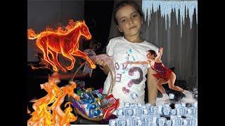 Sıcak Soğuk Oyunu Oynadık  / Komik - Eğlenceli Sıcak Soğuk Challenge | Funny Videos
