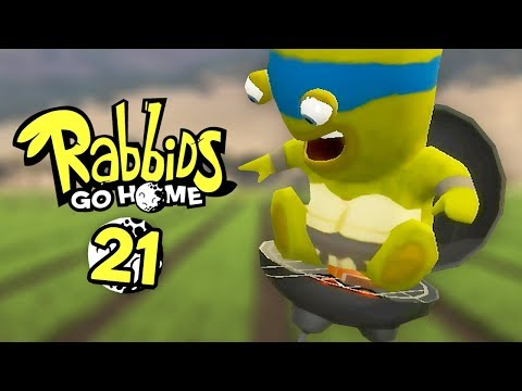 Rabbids Go Home - 21 - County Free For All (2 Player)