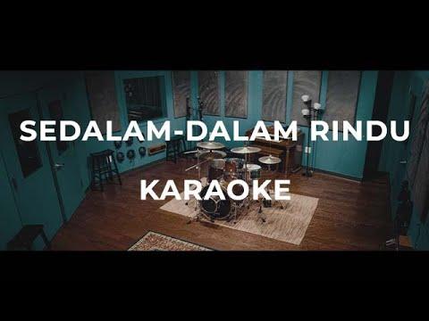 Tajul - Sedalam-Dalam Rindu (Rock Instrumental Karaoke) With Backing Vocals