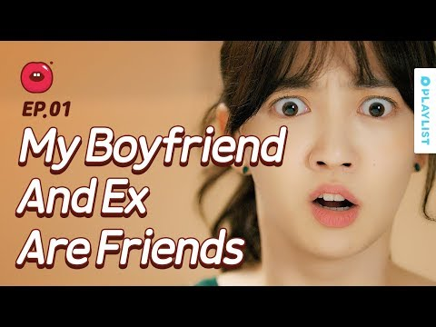 When My Boyfriend And Ex Are Friends | Just One Bite | Season 1 - EP.01 (Click CC for ENG sub)