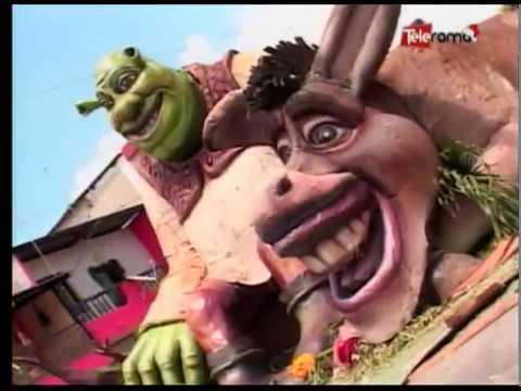 La ruta de los años viejos gigantes, una tradición en Guayaquil