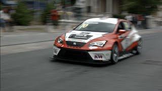 Budapest Parade - Mato Homola [SEAT Leon Cup Racer] - Nagy Futam III 2015