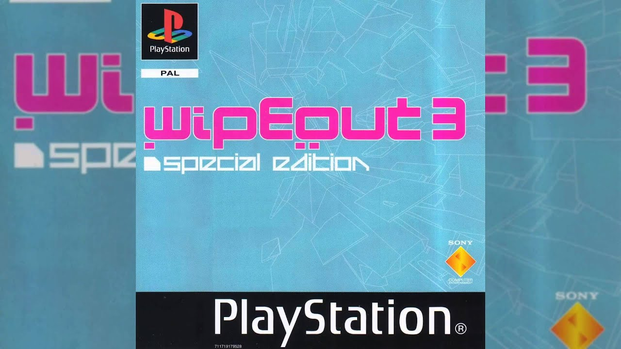 WipEout® 3 Special Edition OST [PSX]: Sasha