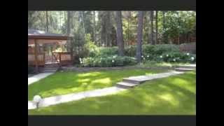 Озеленение участка ландшафтный дизайн от ПалиСАДник(Озеленение территории, озеленение своими руками, ландшафтный дизайн и благоустройство территории, http://www.pal..., 2011-06-30T07:41:20.000Z)