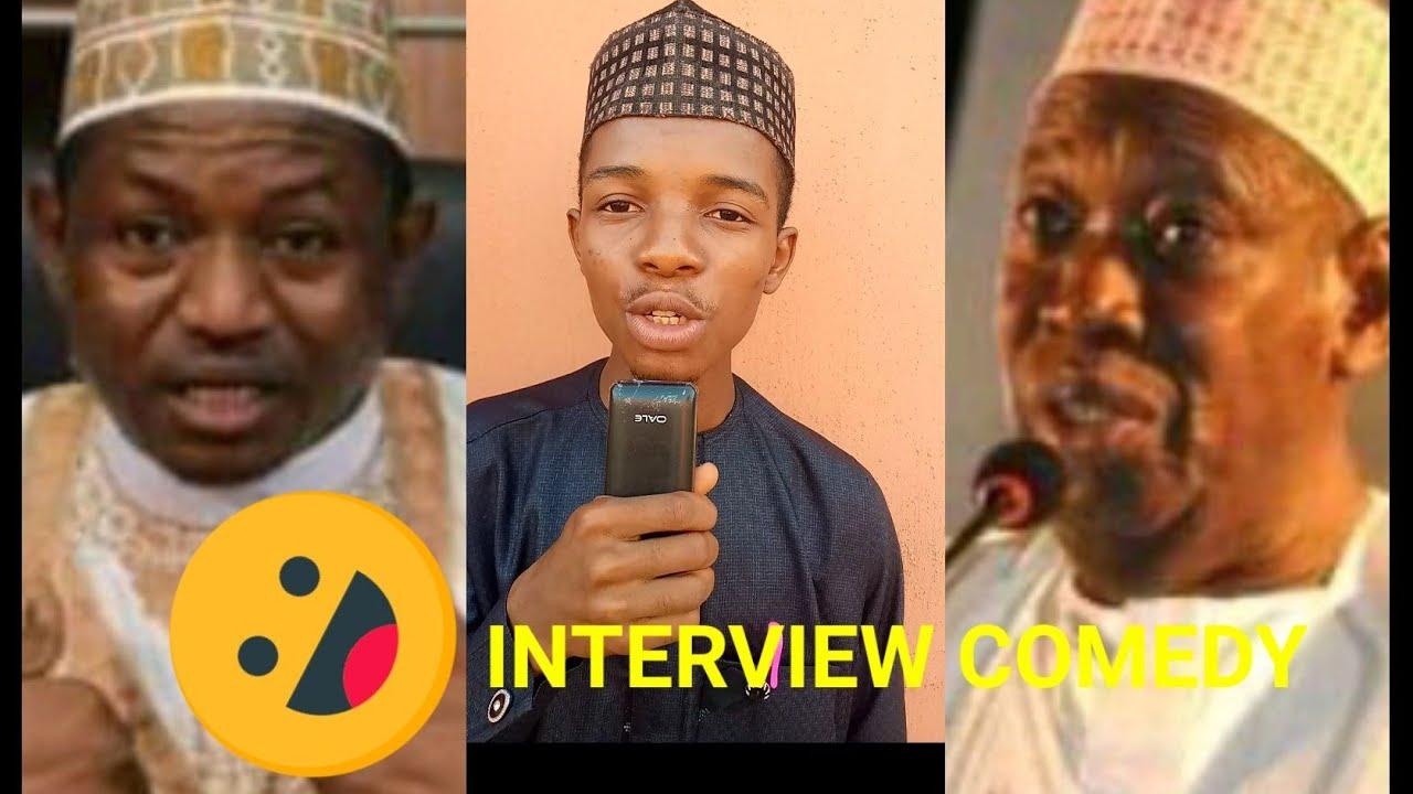 Download Interview Comedy 🤣Muqabalar Abduljabbar Da Malaman Izala