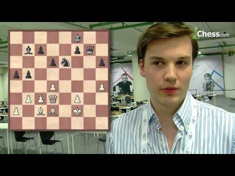 Chess Olympiad: Team USA Loses to Team Netherlands!
