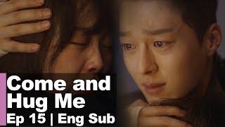 Jin Ki Joo Was Scared, so Jang Ki Yong Held Her [Come and Hug Me Ep 15]