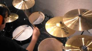 Eagleheart by Stratovarius (c) Respective Owners. External Drums by...