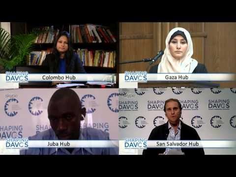 Davos 2015 - Shaping Davos: Conflict Resolution