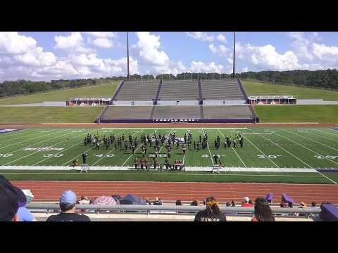 Arp High School Band:  2014 Region Marching Contest