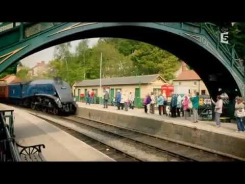 Superstructures: Les Trains les plus rapides
