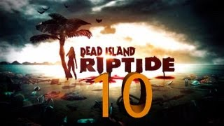 Dead Island Riptide Gameplay Español Full HD Parte 10 Mejorando A Mis Colegas  TheJairovY