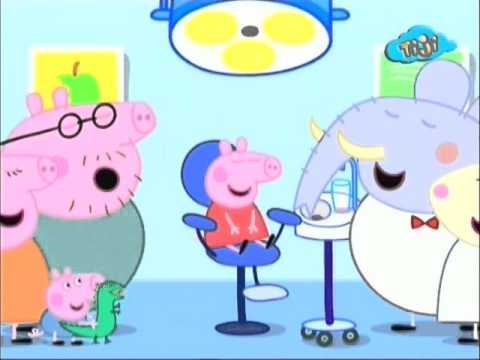 1 серия Свинка Пепа