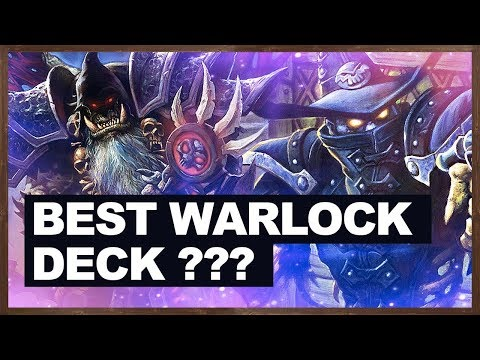 Best Warlock Deck ? | Control Warlock | The Boomsday Project | Hearthstone