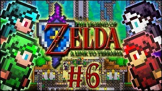 TLoZ: A Link to Terraria #6 - Ogniste Lochy