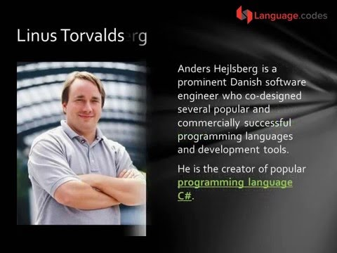 Top 10 Greatest Programmers in the World of all Time - Langu