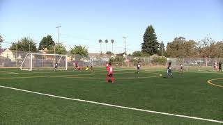MSC Clippers 11B Red v Alameda 11B Red (No Audio)
