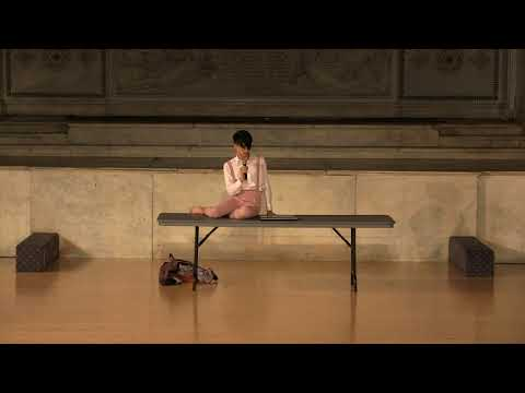 Feng Jiang 江峰 -Movement Research at the Judson Church September 18, 2017