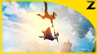 🔴FIRST LOOK AT BIOSHOCK INFINITE/ BIOSHOCK FUNNY MOMENTS