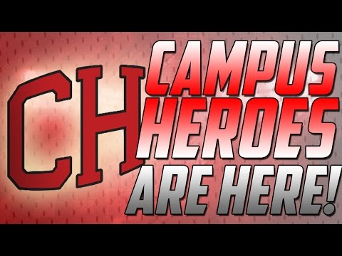 CAMPUS HEROES ARE FINALLY HERE!-NEW Players, Sets, and More-Madden Mobile 17