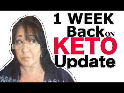 1-whole-week-back-on-keto-the-update