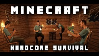 Minecraft - Hardcore Survival (Live Action Short Film)