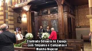 Clarinada e Marcha - Banda HD