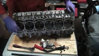 Mercedes Benz W202 C280 Engine M104 Head Rebuild thumbnail