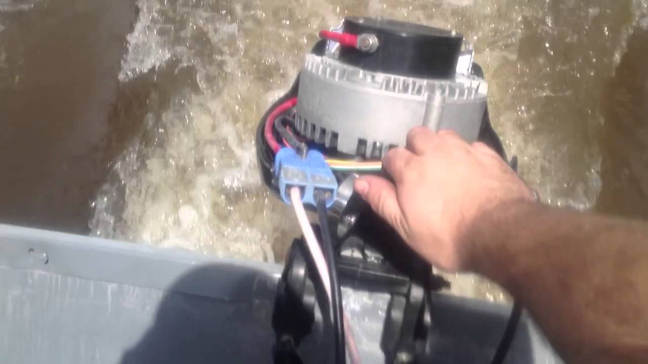 Electric Outboard Motor >> Etek manta DC electric motor outboard Thermodyne systems ...