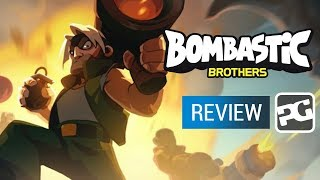 BOMBASTIC BROTHERS   Pocket Gamer Review