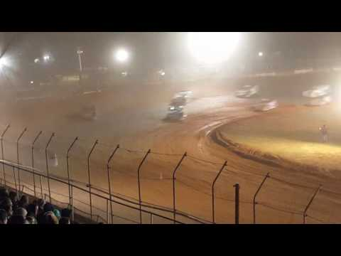 Outlaws at Screven Motor Speedway 2/17/17